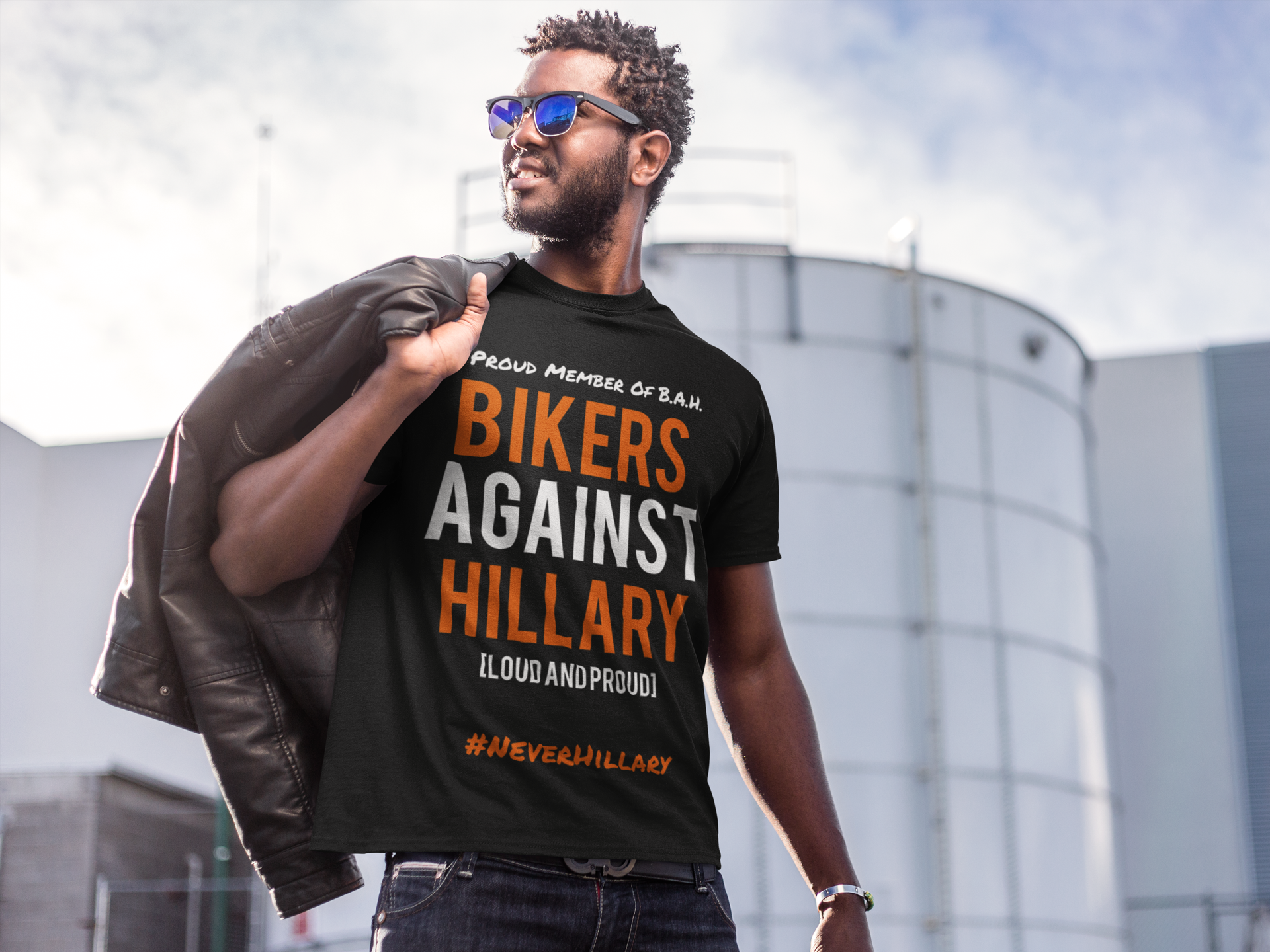 Bikers Against Hillary