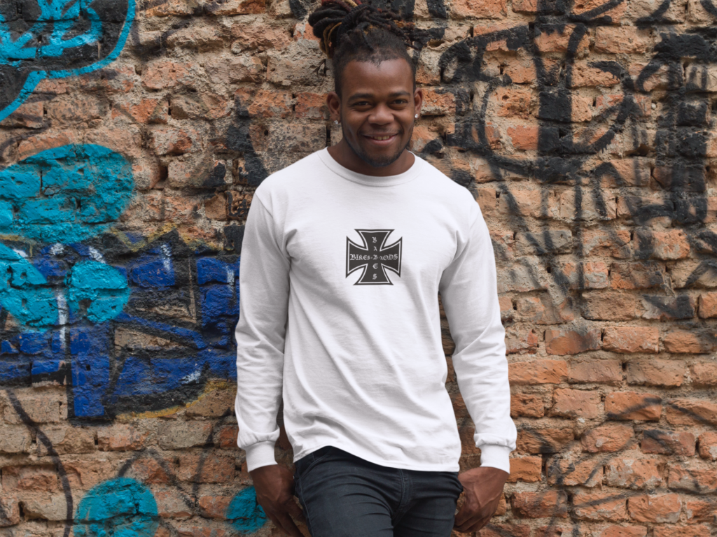 Iron Cross Long Sleeve
