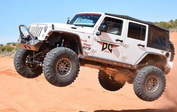 Here We Pay Homage to Our Off-Road Friends And Some Bad A** Jeeps