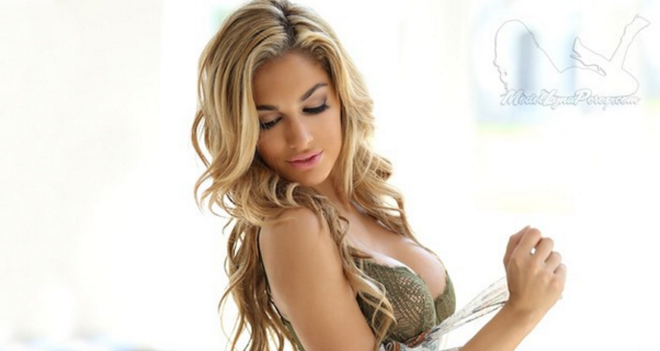 Playboy Considers Our Instagram Babe Of The Day Lyna Perez A Perfect '10.' Who Are We To Argue?